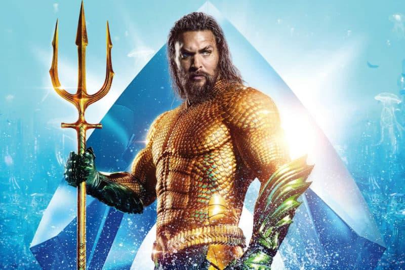 Highest-Grossing Movies - Aquaman