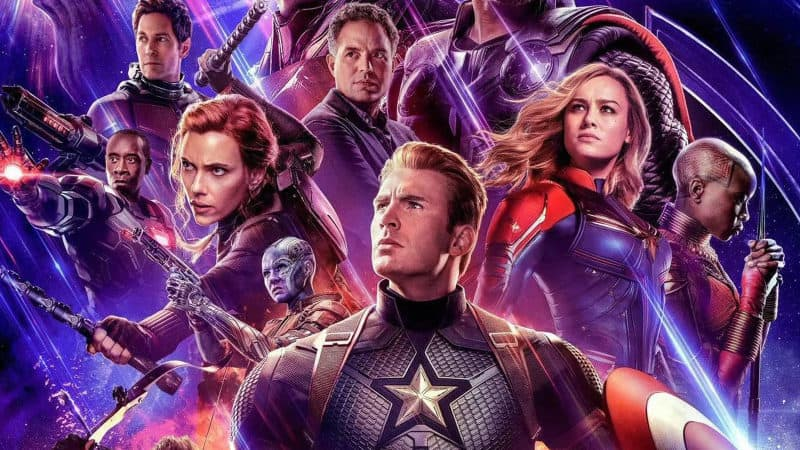Highest-Grossing Movies - Avengers End Game