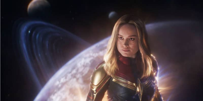 Highest-Grossing Movies - Captain Marvel