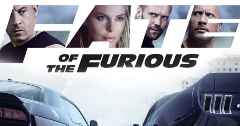 Highest-Grossing Movies - Fate of the Furious