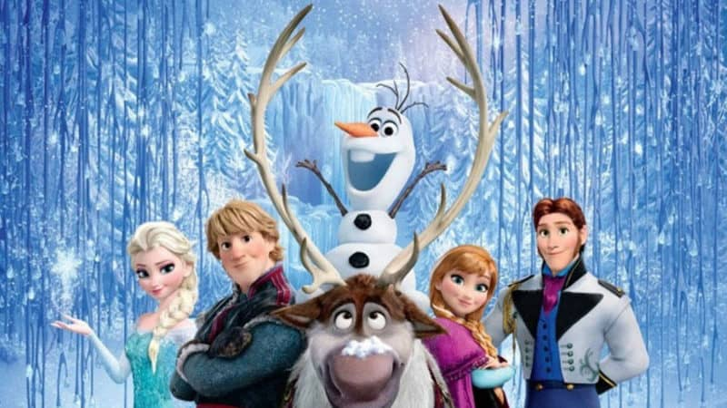Highest-Grossing Movies - Frozen