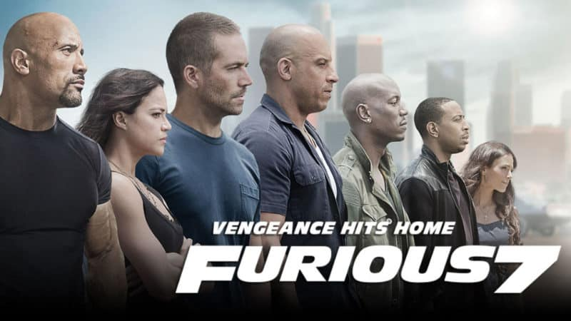 Highest-Grossing Movies - Furious 7