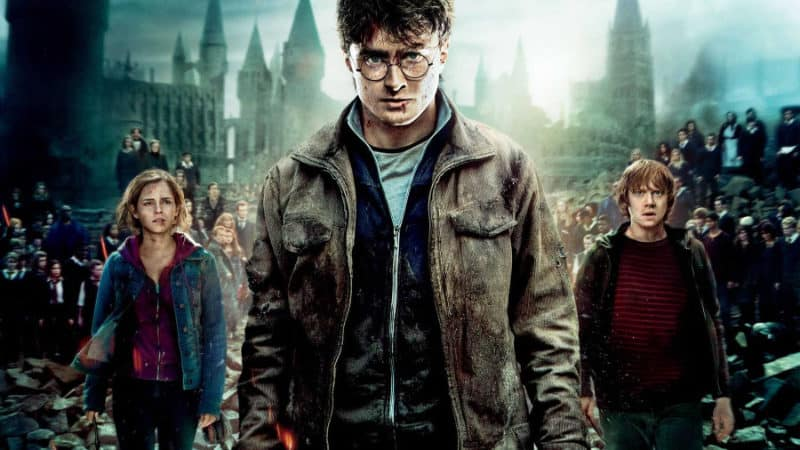 Highest-Grossing Movies - Harry Potter and the Deathly Hallows Part 2