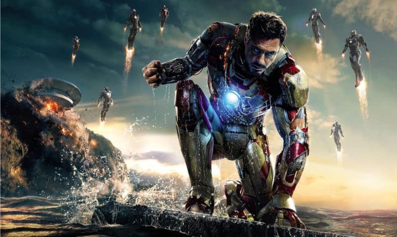 Highest-Grossing Movies - Iron Man 3