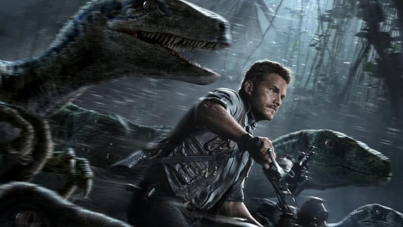 Highest-Grossing Movies - Jurassic World
