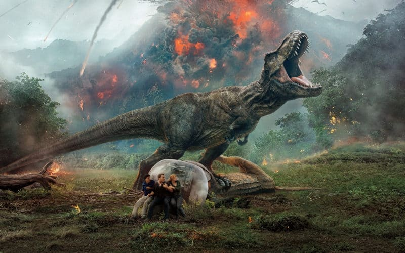 Highest-Grossing Movies - Jurassic World Fallen Kingdom