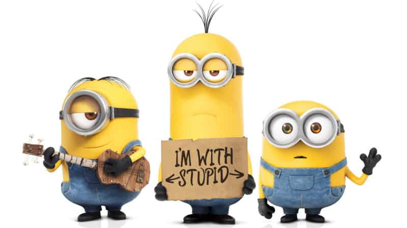 Highest-Grossing Movies - Minions