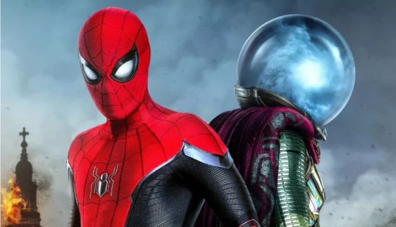 Highest-Grossing Movies - Spiderman Far From Home