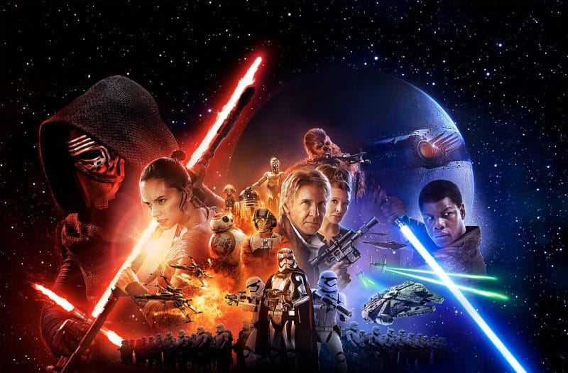 Highest-Grossing Movies - Star Wars The Force Awakens