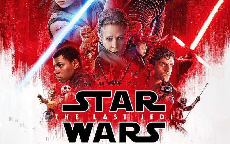 Highest-Grossing Movies - Star Wars The Last Jedi