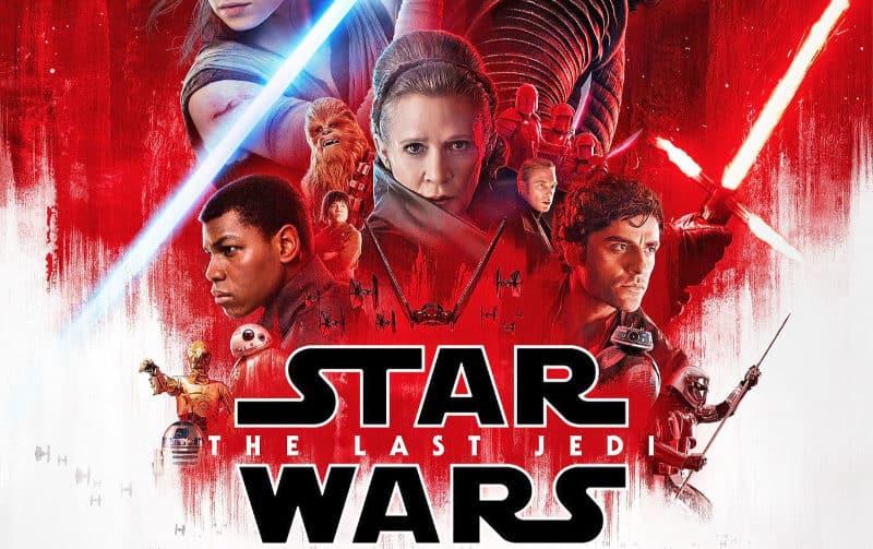 Highest-Grossing Movies - Star Wars The Last Jedi