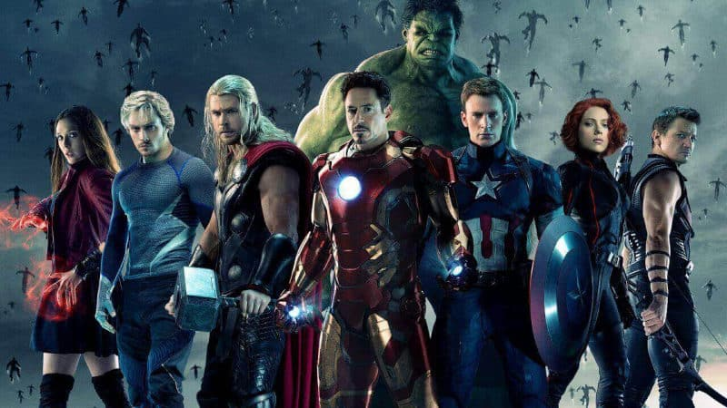 Highest-Grossing Movies - The Avengers
