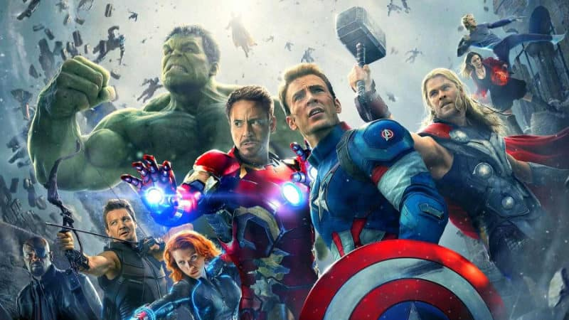 Highest-Grossing Movies - The Avengers Age of Ultron