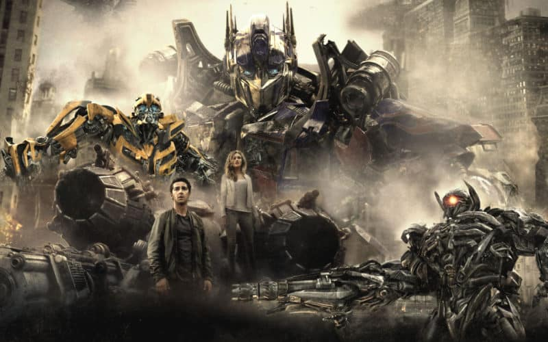 Highest-Grossing Movies - Transformers Dark of the Moon