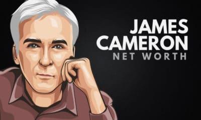 James Cameron's Net Worth