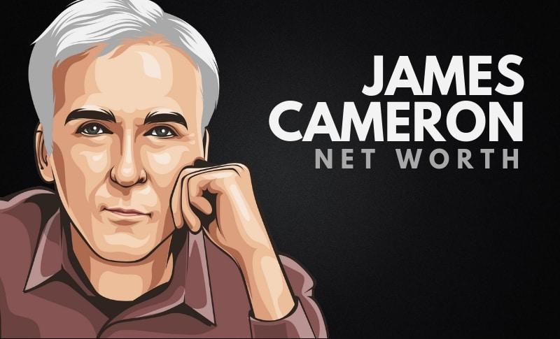 James Cameron Net Worth