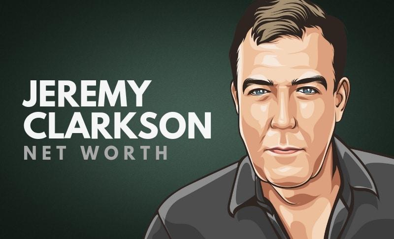 Jeremy Clarkson's Net Worth