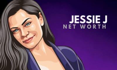 Jessie J's Net Worth
