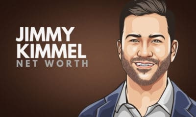 Jimmy Kimmel's Net Worth