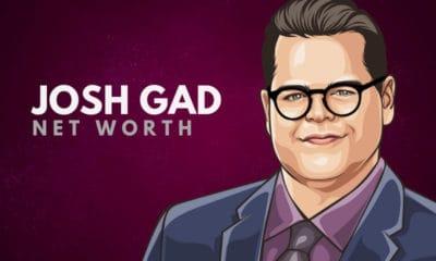 Josh Gad's Net Worth