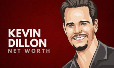 Kevin Dillon's Net Worth