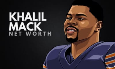 Khalil Mack's Net Worth
