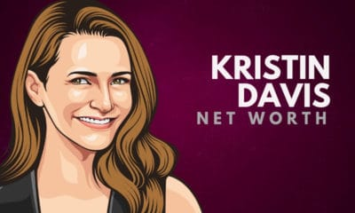 Kristin Davis' Net Worth