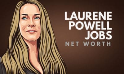 Laurene Powell Jobs' Net Worth