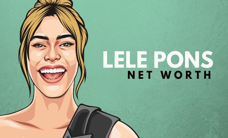 Lele Pons' Net Worth
