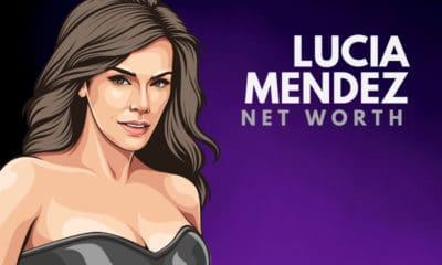 Lucia Mendez's Net Worth