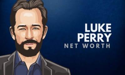 Luke Perry's Net Worth