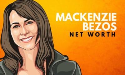 Mackenzie Bezos' Net Worth
