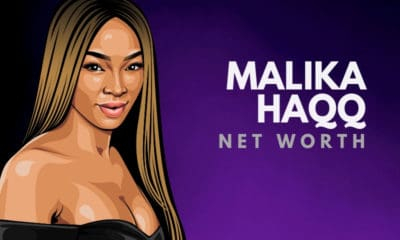 Malika Haqq's Net Worth