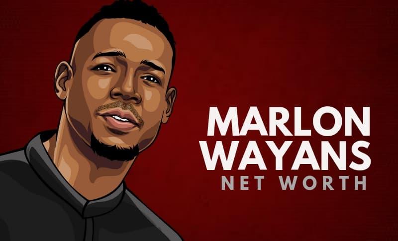 Marlon Wayans Net Worth