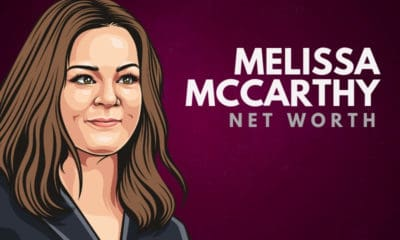 Melissa McCarthy's Net Worth