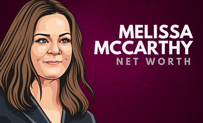 Melissa McCarthy Net Worth