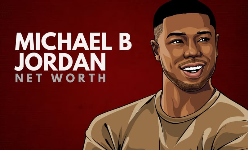 Michael B Jordan's Net Worth