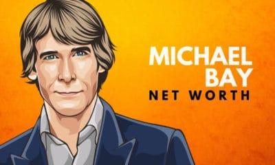 Michael Bay's Net Worth