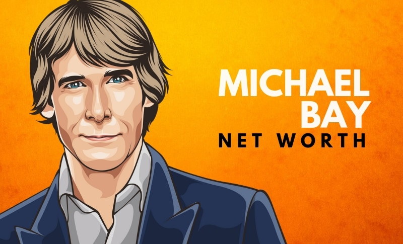 Michael Bay's Net Worth