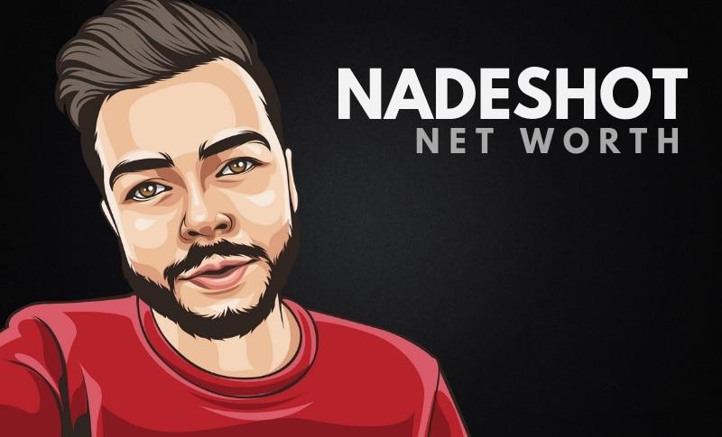 Nadeshot's Net Worth