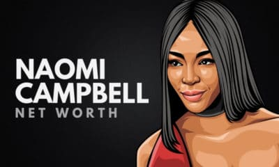 Naomi Campbell's Net Worth