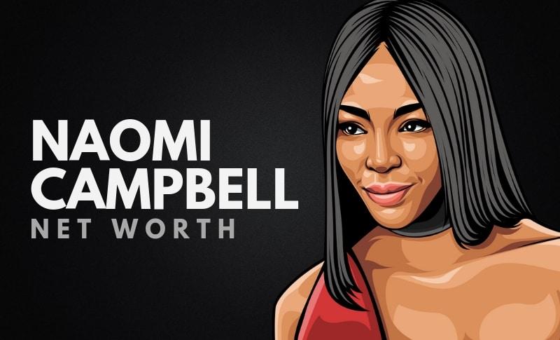 Naomi Campbell's Net Worth