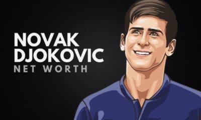 Novak Djokovic's Net Worth