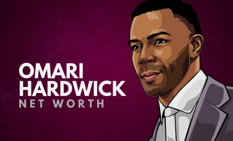 Omari Hardwick Net Worth