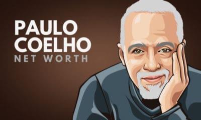 Paulo Coelho's Net Worth