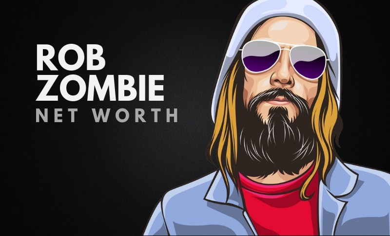 Rob Zombie's Net Worth