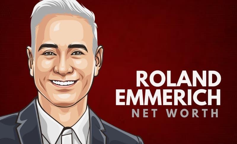 Roland Emmerich's Net Worth