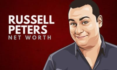 Russell Peters' Net Worth