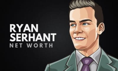 Ryan Serhant's Net Worth