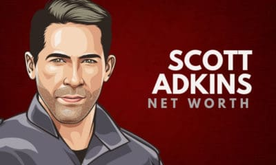 Scott Adkins' Net Worth